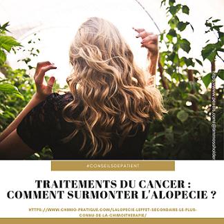 Chimiothérapie et perte des cheveux, cils et sourcils (alopécie) : comment (ré)agir ?