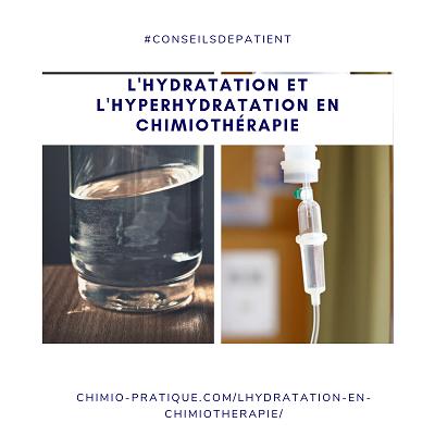 chimio-eau-hydratation