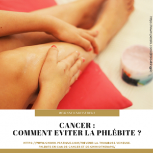 cancer-phlebite