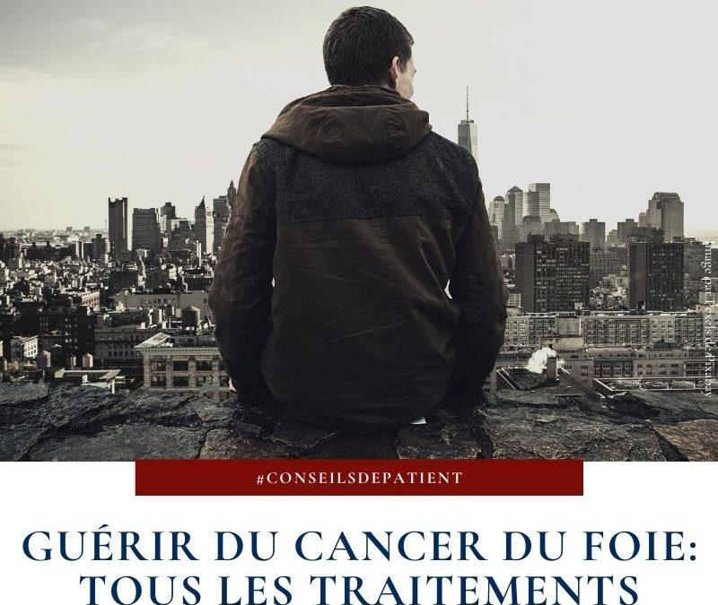 Quels sont les traitements du cancer du foie ?