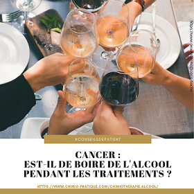 Chimiothérapie et alcool : est-il possible de boire pendant les traitements contre le cancer ?