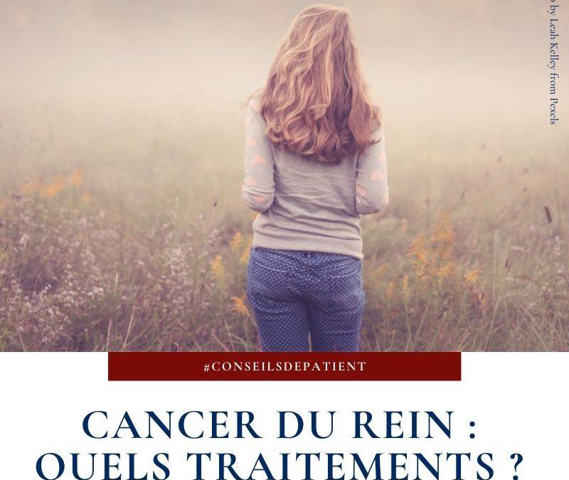 Guérison du cancer du rein : quels sont les traitements ?
