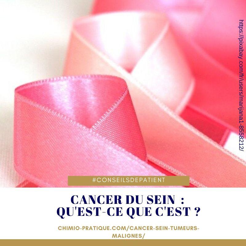 qu'est-ce que le cancer du sein