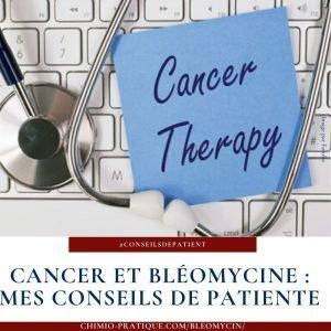 bleomycine-chimio-protocole