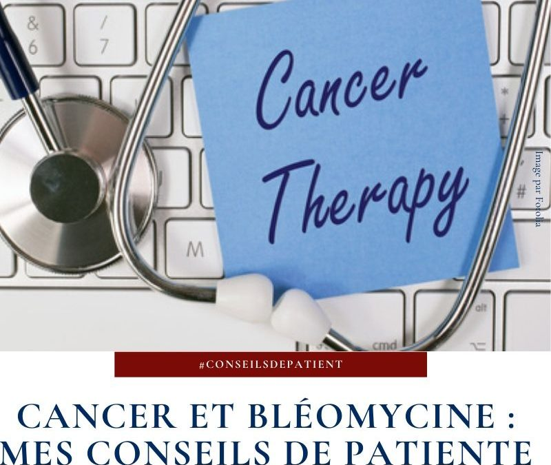 Qu'est-ce que la bléomycine anti-cancéreuse ?