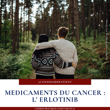 Médicament du cancer : qu'est-ce que l'erlotinib (tarceva) ?