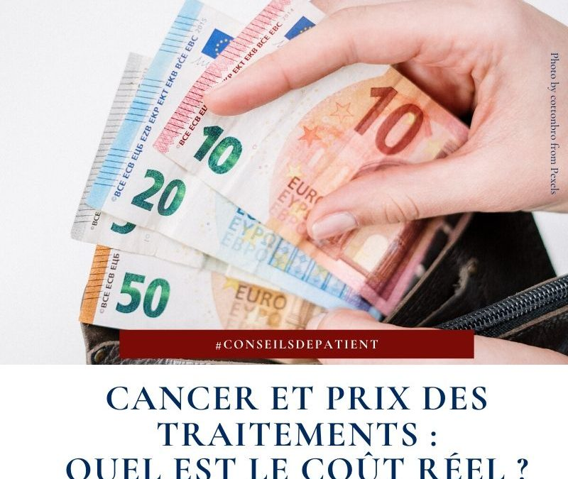 Quel est le prix des médicaments des traitements du cancer ?