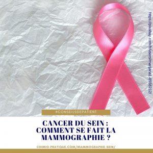 passer-mammographie
