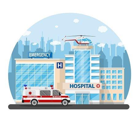 mon suivi à l'hôpital