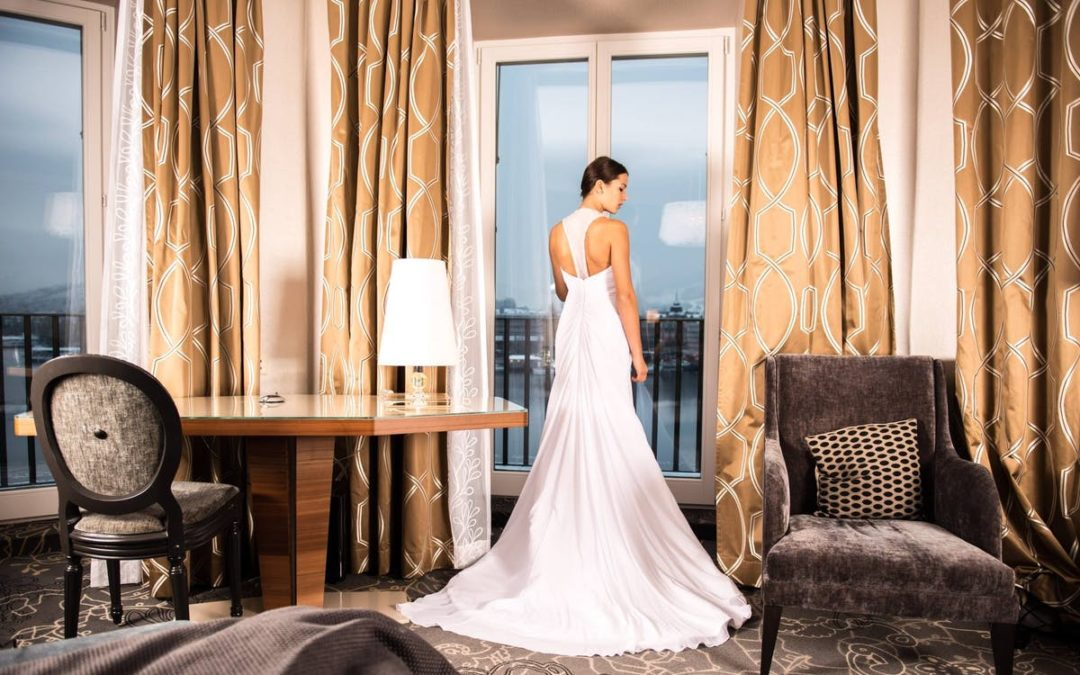 Peut-on porter des bas de contention à un mariage ?