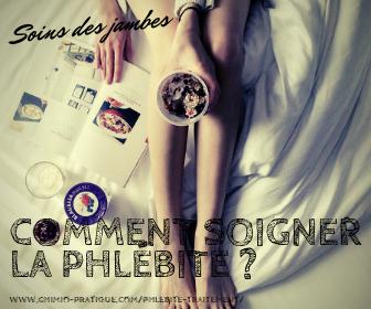 phlebite-soins