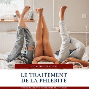 traitement-phlebite