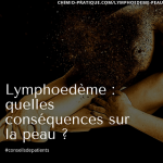 lymphoedeme-peau