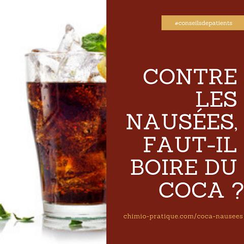 coca-boire-nausées