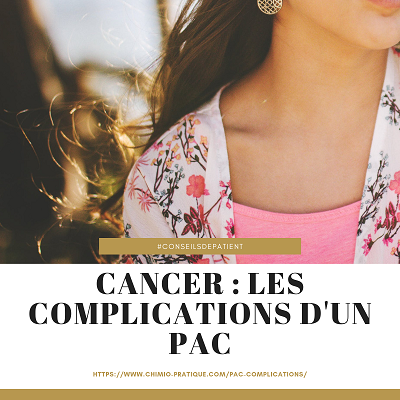 complication de la chambre implantable et solutions