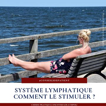 Comment stimuler le système lymphatique ?