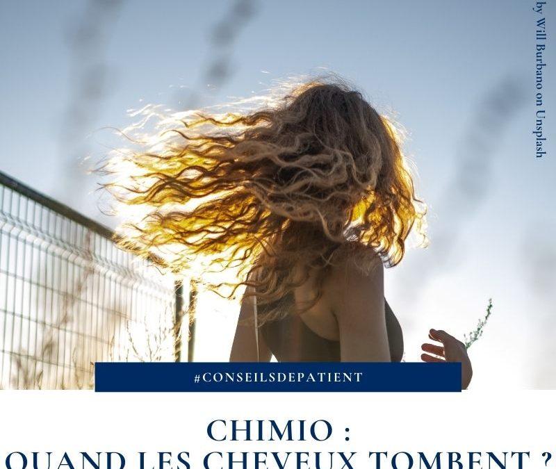 Quand les cheveux tombent-ils en chimiothérapie ?