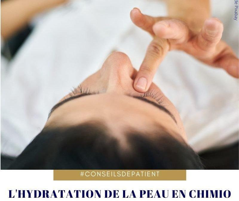 Comment hydrater sa peau pendant une chimiothérapie ?